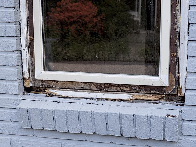 glasmeesters houtrot reparatie kozijn glaszetter groningen - Houtrot laten repareren aan houten kozijnen